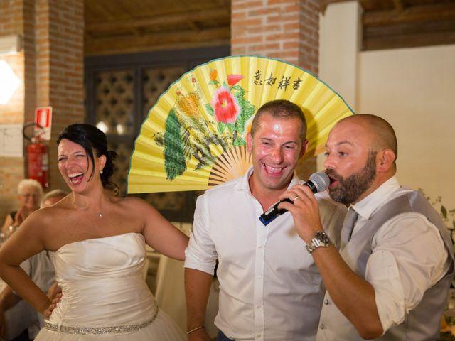 Il matrimonio di Alessandro e Sara a Bondeno, Ferrara 76