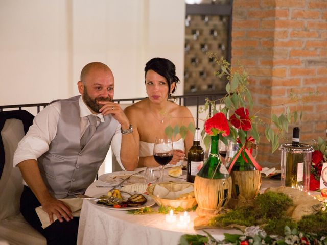 Il matrimonio di Alessandro e Sara a Bondeno, Ferrara 79