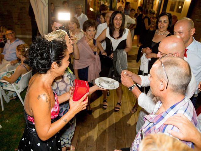 Il matrimonio di Alessandro e Sara a Bondeno, Ferrara 85
