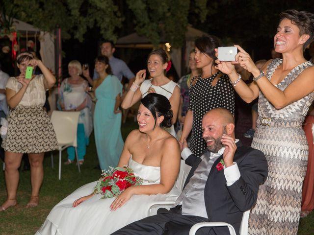 Il matrimonio di Alessandro e Sara a Bondeno, Ferrara 88