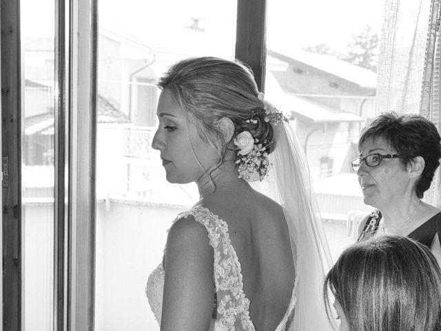 Il matrimonio di Antonio e Viviana a Mede, Pavia 14