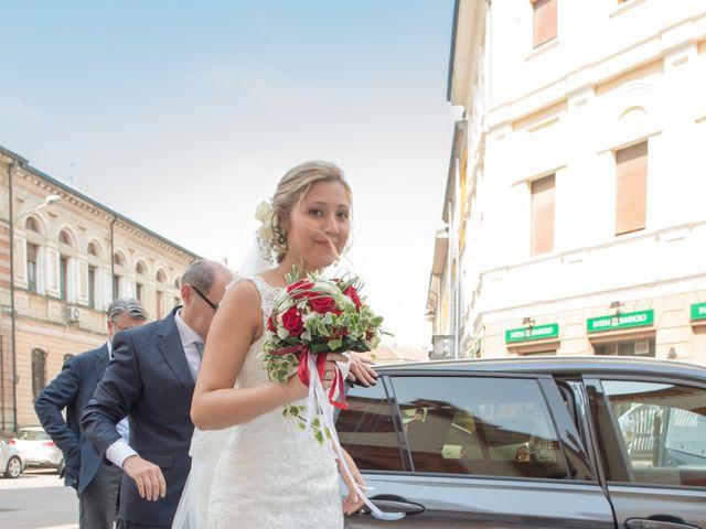 Il matrimonio di Antonio e Viviana a Mede, Pavia 21