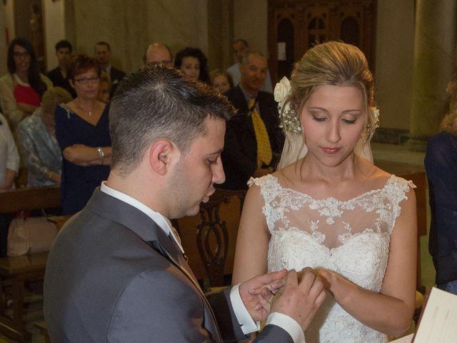 Il matrimonio di Antonio e Viviana a Mede, Pavia 24