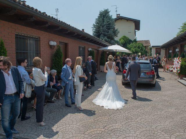 Il matrimonio di Antonio e Viviana a Mede, Pavia 27