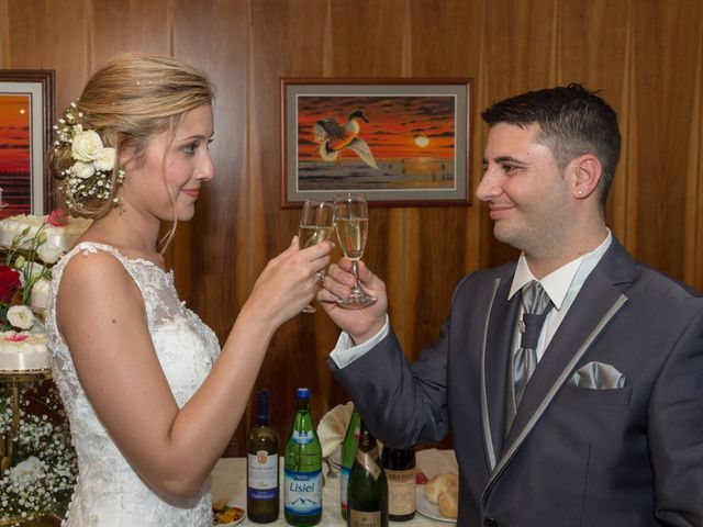 Il matrimonio di Antonio e Viviana a Mede, Pavia 34