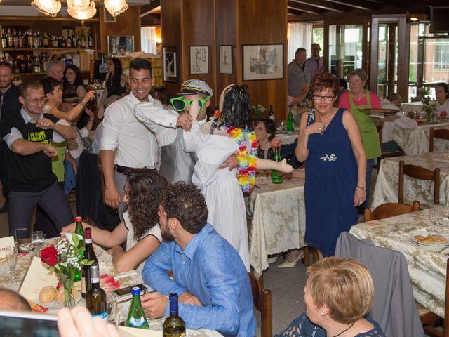 Il matrimonio di Antonio e Viviana a Mede, Pavia 36