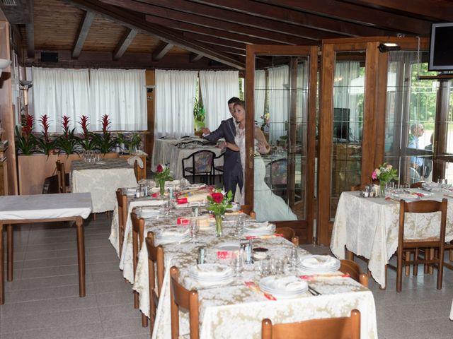 Il matrimonio di Antonio e Viviana a Mede, Pavia 44