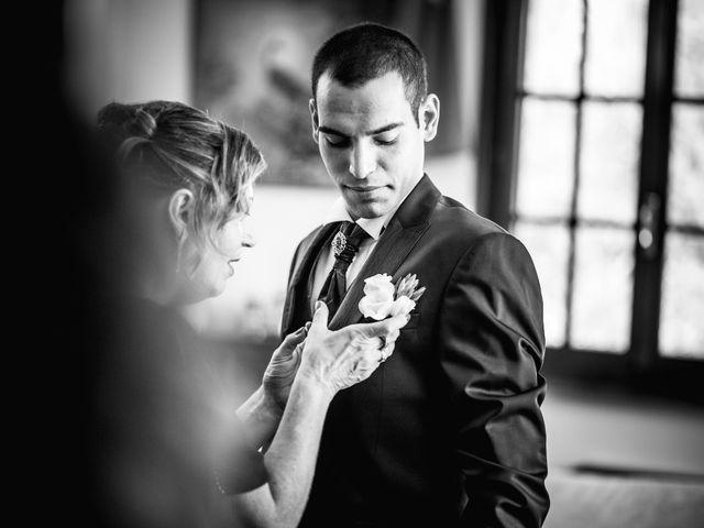 Il matrimonio di Dario e Alessia a Palaia, Pisa 1