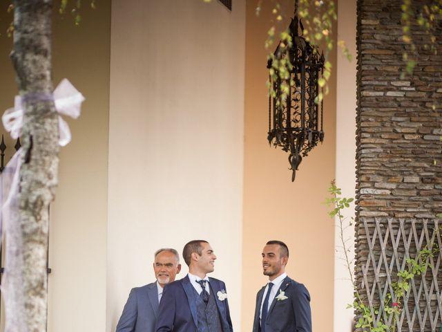 Il matrimonio di Dario e Alessia a Palaia, Pisa 6
