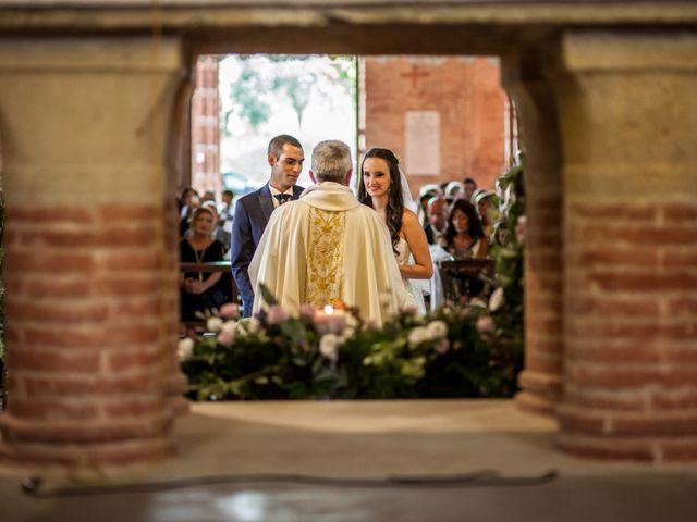 Il matrimonio di Dario e Alessia a Palaia, Pisa 15