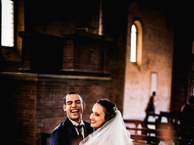Il matrimonio di Dario e Alessia a Palaia, Pisa 16