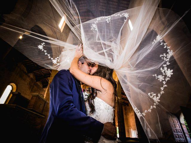 Il matrimonio di Dario e Alessia a Palaia, Pisa 18