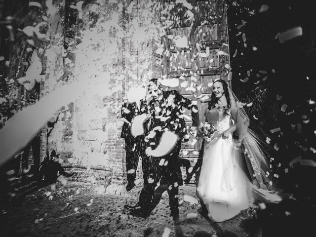 Il matrimonio di Dario e Alessia a Palaia, Pisa 20
