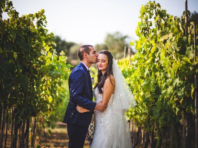 Il matrimonio di Dario e Alessia a Palaia, Pisa 22