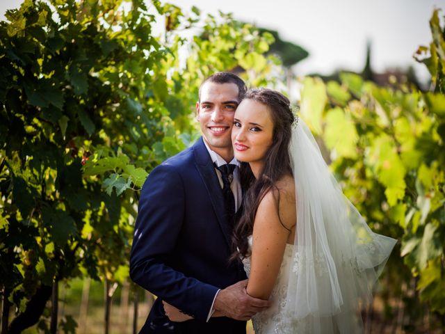 Il matrimonio di Dario e Alessia a Palaia, Pisa 23