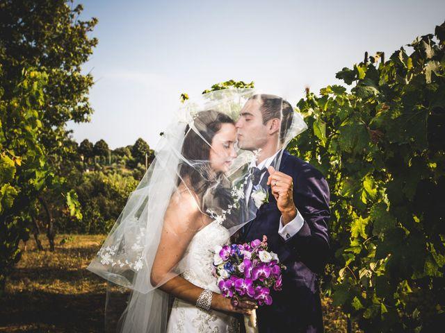 Il matrimonio di Dario e Alessia a Palaia, Pisa 25