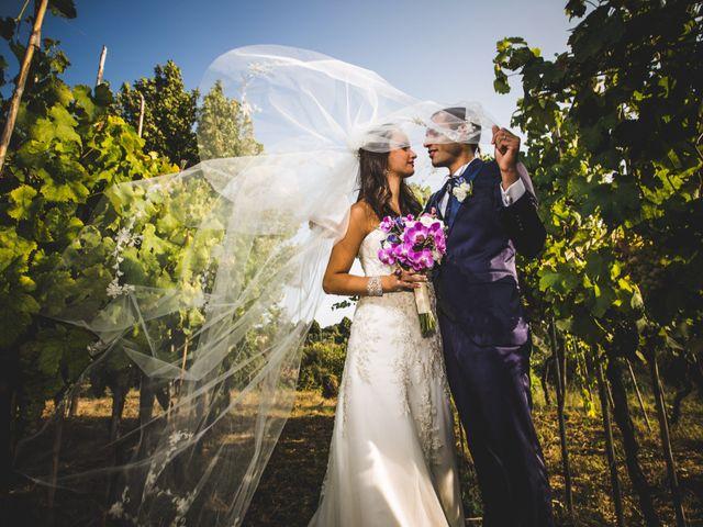 Il matrimonio di Dario e Alessia a Palaia, Pisa 26