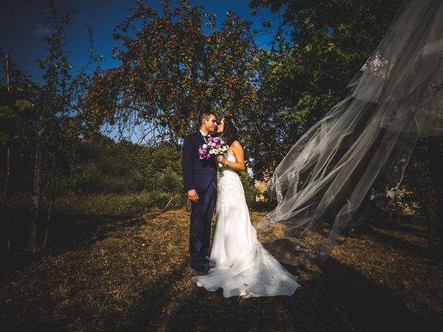 Il matrimonio di Dario e Alessia a Palaia, Pisa 27