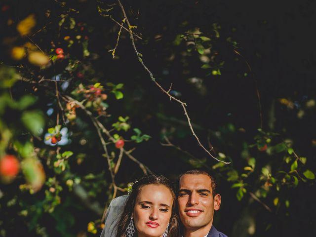 Il matrimonio di Dario e Alessia a Palaia, Pisa 29