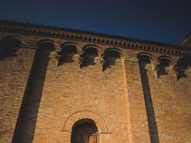 Il matrimonio di Dario e Alessia a Palaia, Pisa 30