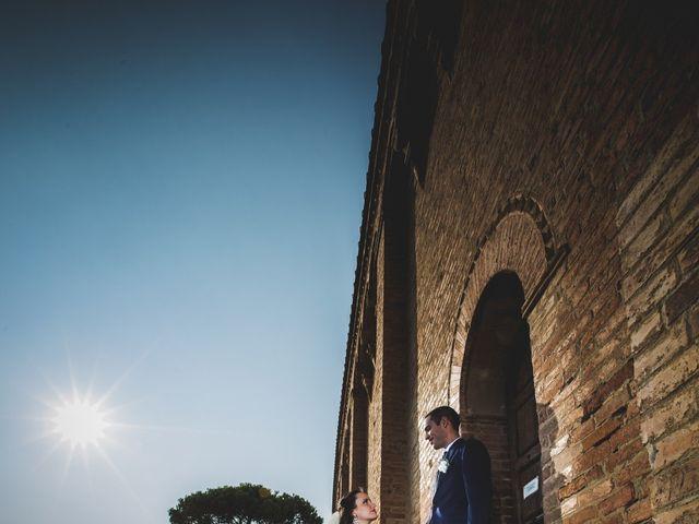 Il matrimonio di Dario e Alessia a Palaia, Pisa 31