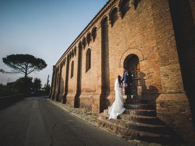 Il matrimonio di Dario e Alessia a Palaia, Pisa 32