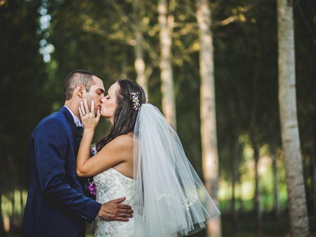 Il matrimonio di Dario e Alessia a Palaia, Pisa 33