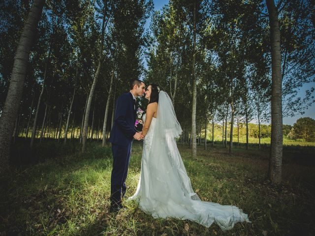Il matrimonio di Dario e Alessia a Palaia, Pisa 34