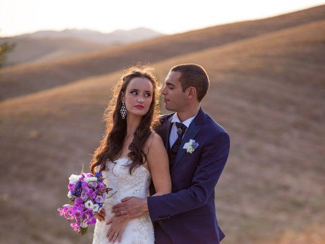 Il matrimonio di Dario e Alessia a Palaia, Pisa 37