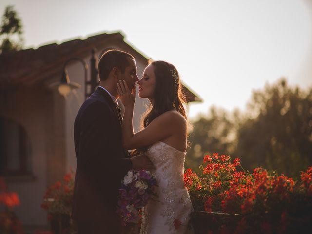 Il matrimonio di Dario e Alessia a Palaia, Pisa 40
