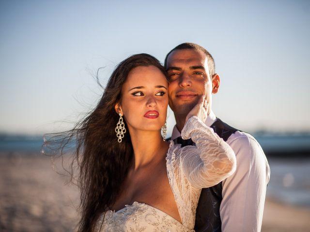 Il matrimonio di Dario e Alessia a Palaia, Pisa 60