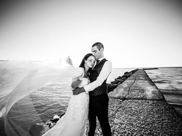 Il matrimonio di Dario e Alessia a Palaia, Pisa 65