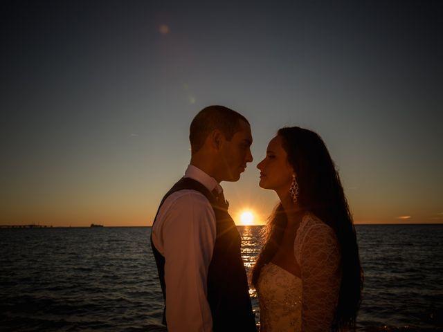 Il matrimonio di Dario e Alessia a Palaia, Pisa 76
