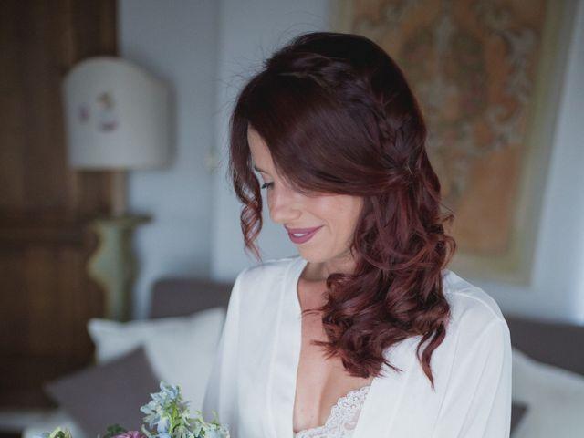 le nozze di Nadia e Andrea