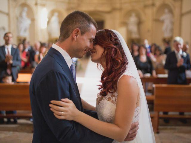 Il matrimonio di Andrea e Nadia a Todi, Perugia 40