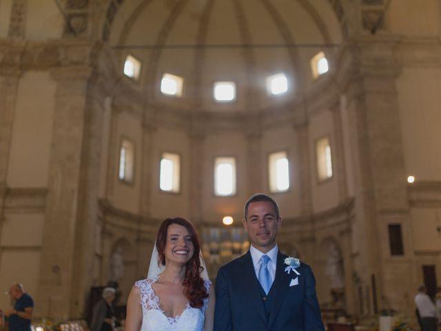 Il matrimonio di Andrea e Nadia a Todi, Perugia 43