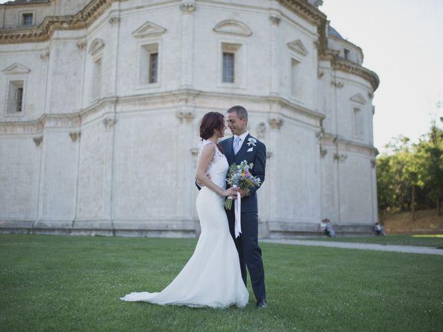 Il matrimonio di Andrea e Nadia a Todi, Perugia 46
