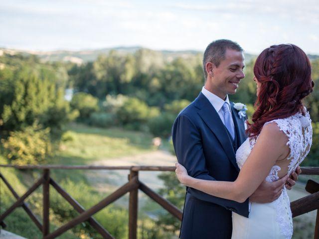 Il matrimonio di Andrea e Nadia a Todi, Perugia 56