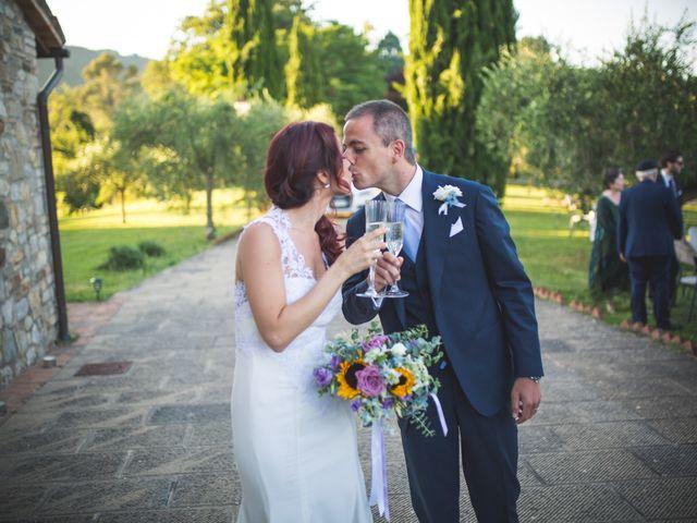 Il matrimonio di Andrea e Nadia a Todi, Perugia 60
