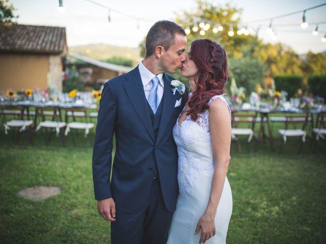 Il matrimonio di Andrea e Nadia a Todi, Perugia 81