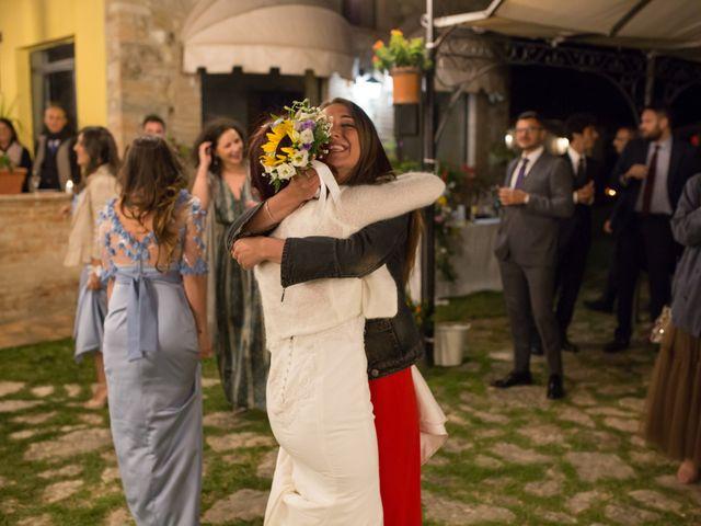 Il matrimonio di Andrea e Nadia a Todi, Perugia 85