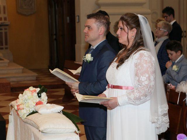 Il matrimonio di Alessandro e Sandra a Noventa Vicentina, Vicenza 14