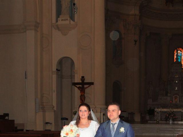 Il matrimonio di Alessandro e Sandra a Noventa Vicentina, Vicenza 17