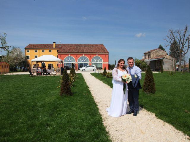 Il matrimonio di Alessandro e Sandra a Noventa Vicentina, Vicenza 23