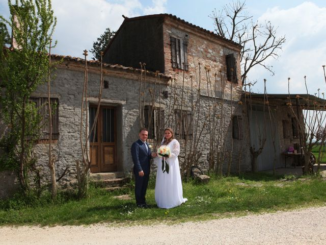 Il matrimonio di Alessandro e Sandra a Noventa Vicentina, Vicenza 28