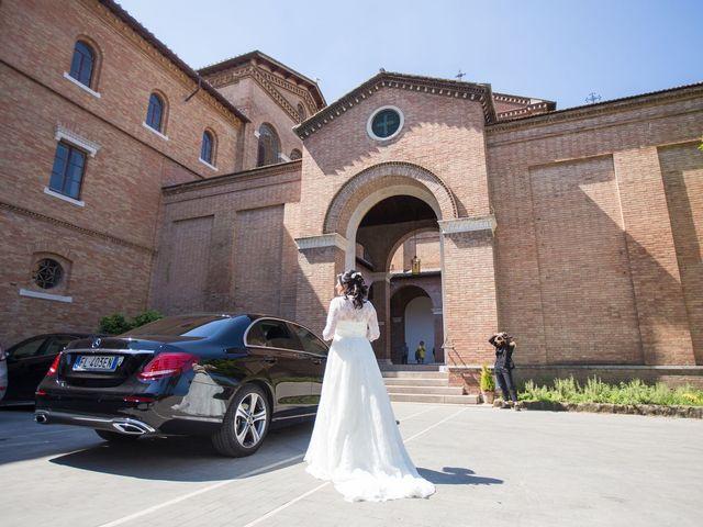Il matrimonio di Roberto e Francesca a Roma, Roma 12