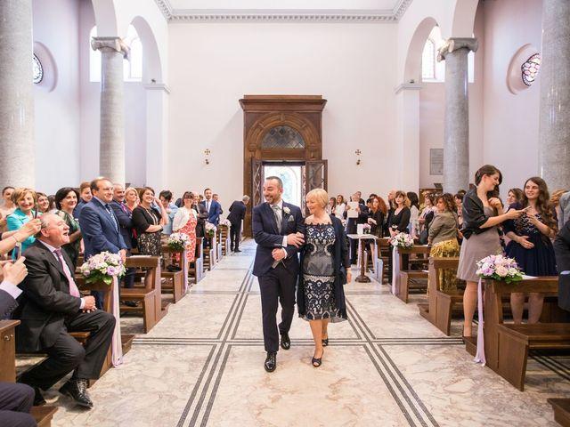 Il matrimonio di Roberto e Francesca a Roma, Roma 14