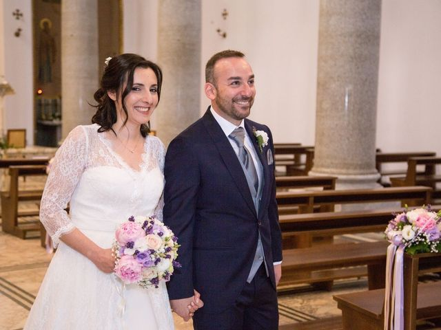 Il matrimonio di Roberto e Francesca a Roma, Roma 25