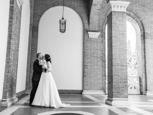 Il matrimonio di Roberto e Francesca a Roma, Roma 30