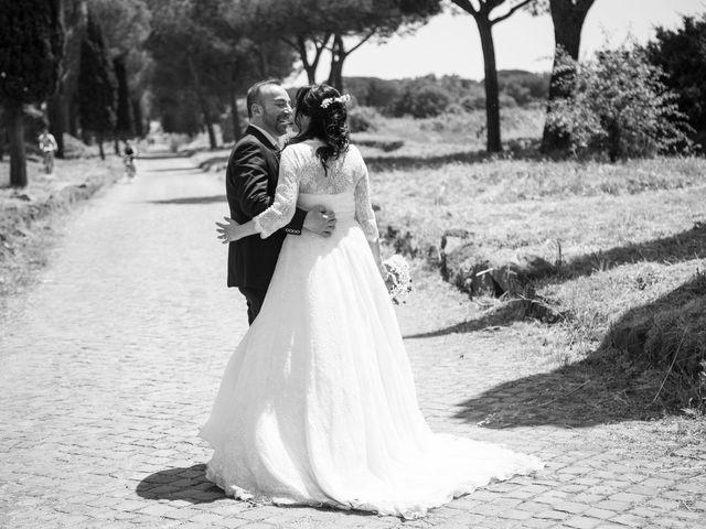 Il matrimonio di Roberto e Francesca a Roma, Roma 31